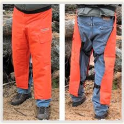 Adjustable Chainsaw Chaps