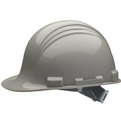 North Gray A79 Hard Hat w/ Pin Lock Suspension