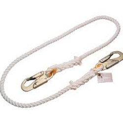 "5/8"" Rope Position Lanyard 2'"
