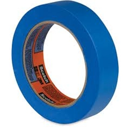 "Blue Painters Tape 1"" 36/Case"