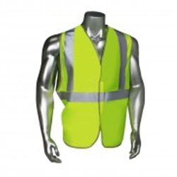 Green Class 2 Break Away Vest