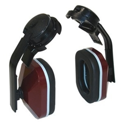 Cap Mount Earmuff Model 2000H