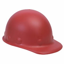 Fibre Metal Hard Hat Red
