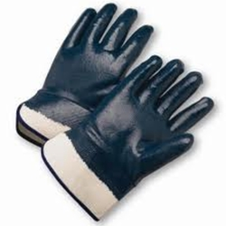 Fully Coated Nitrile Glove w/ 2.5 Cuff