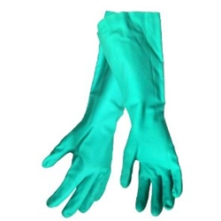 "19"" Unsupported Nitrile Glove XL"