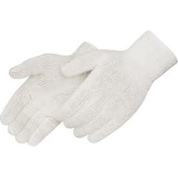 100% Cotton Glove Liner L