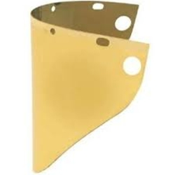 Faceshield Gold Plated Extender