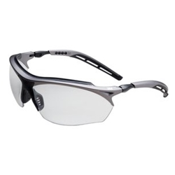 Maxim GT Indoor/ Outdoor Mirror Lens Metallic Gray & Black Frame