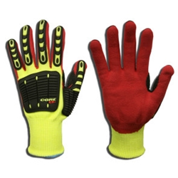 Demo Glove ANSI Cut 4 Back Hand Protection