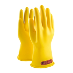 "11"" Class 0 Yellow Electrical Glove"