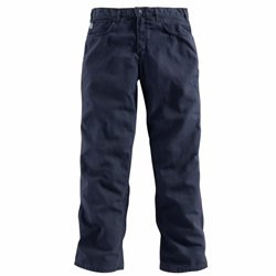 Flame-Resistant Loose Fit Midweight Canvas Jean