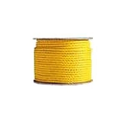3 Strand Yellow Rope