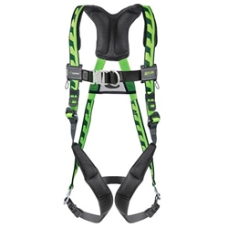 Miller Aircore Harness: (back and front D rings, steel hardware)