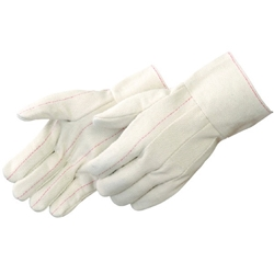 Double Palm Cotton Canvas Glove