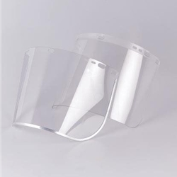 DP4- Replacement Clear Anti-Fog Faceshield
