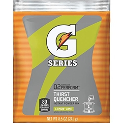 Gatorade Powder Lemon-Lime 1 Gallon 40/Case