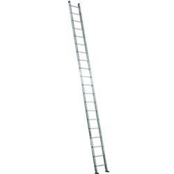 Aluminum Extension Ladder 20'