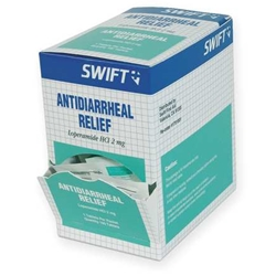 Anti-Diarrheal Tablet 50 x 2/Box