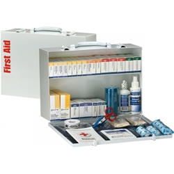3 Shelf First Aid Station