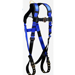 Contractor Plus Harness Tongue & Buckle Legs