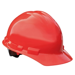 Granite Cap Style Hard Hat Red