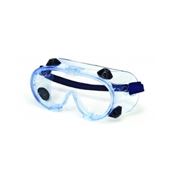 Clear Scratch Resistant Goggle