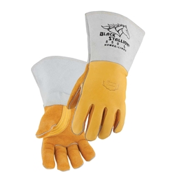 Elkskin Stick Glove with Nomex® Lined Back X