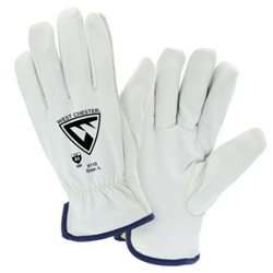 A4 Sheepskin Leather Driver Glove