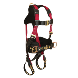 FP7078B Fall Tech Tradesman+ Harness 3D