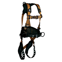 FP7081B Fall Tech ComfortTech Gel Harness 3D