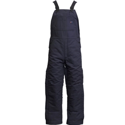 Lapco FR Insulated Brown Bib Overall