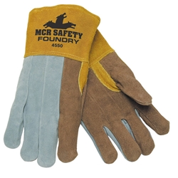 Foundry welding gloves L
