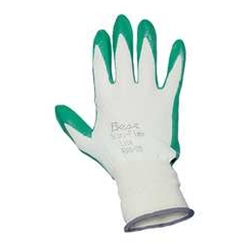 Nitri-Flex Lite gloves Light green/green