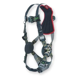 Arc-rated harness w/ quick-connect legs Universal
