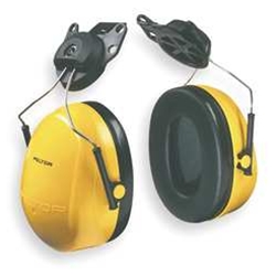 Optime 98 Series cap-mount Earmuff