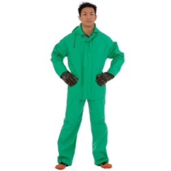 2 Piece Flame Retardant Chemical Suit