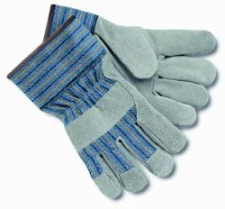 "Insulated gloves w/ Thinsulate™ lining & 2 1/2"" safety cuff"