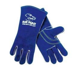 Blue Beast welders gloves XL