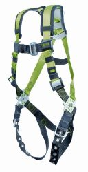 Construction harness w/ tongue-buckle legs Universal
