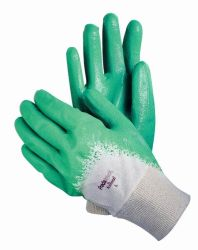 Nitrile thin-coated gloves